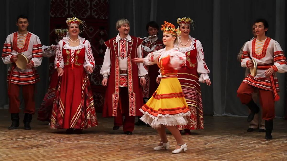 Белорусский государственный ансамбль народной музыки «Свята»