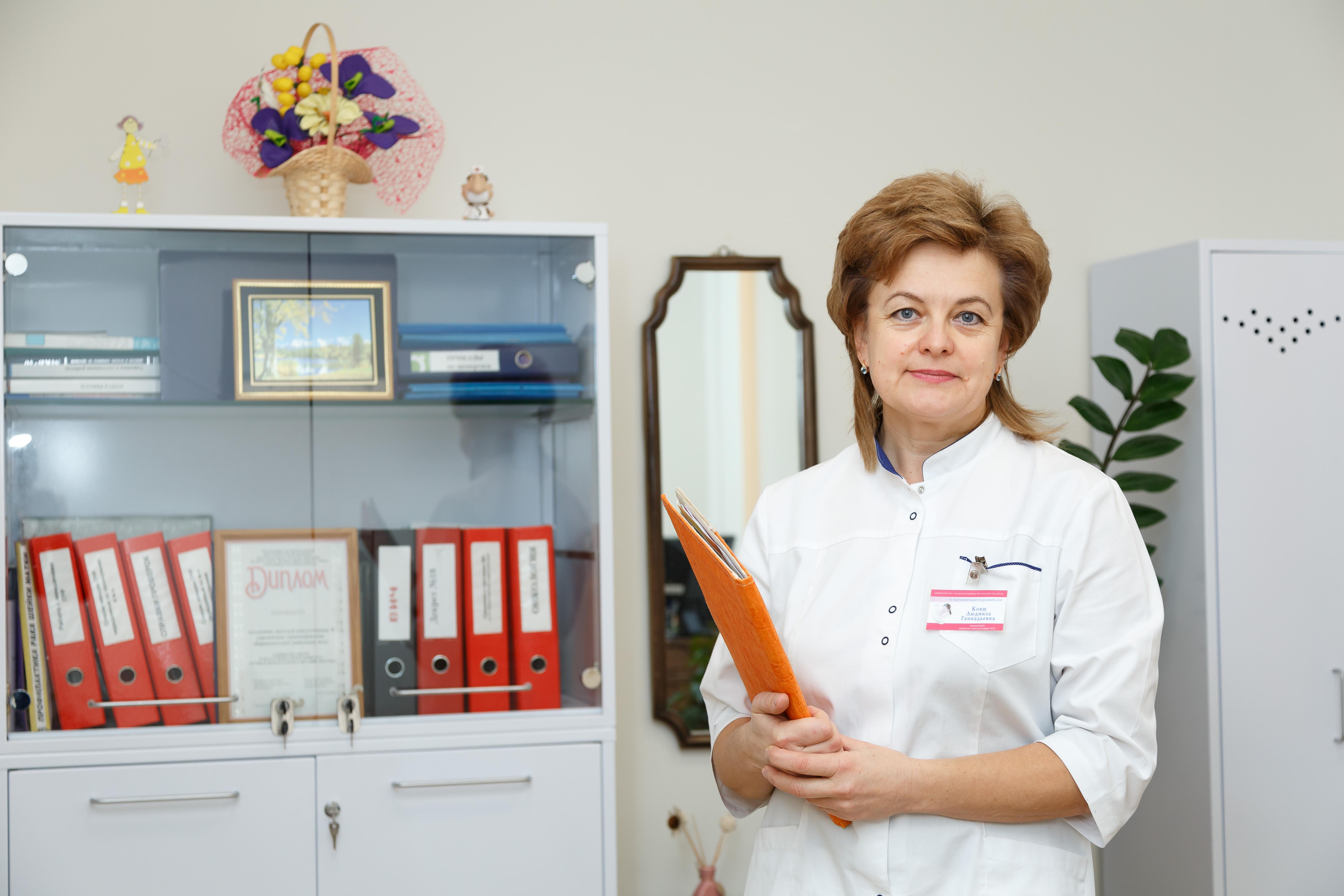 Людмила Ковш считает, что криминальный аборт - гораздо хуже, чем аборт сделанный в больнице. Фото: Александр КОРОБ