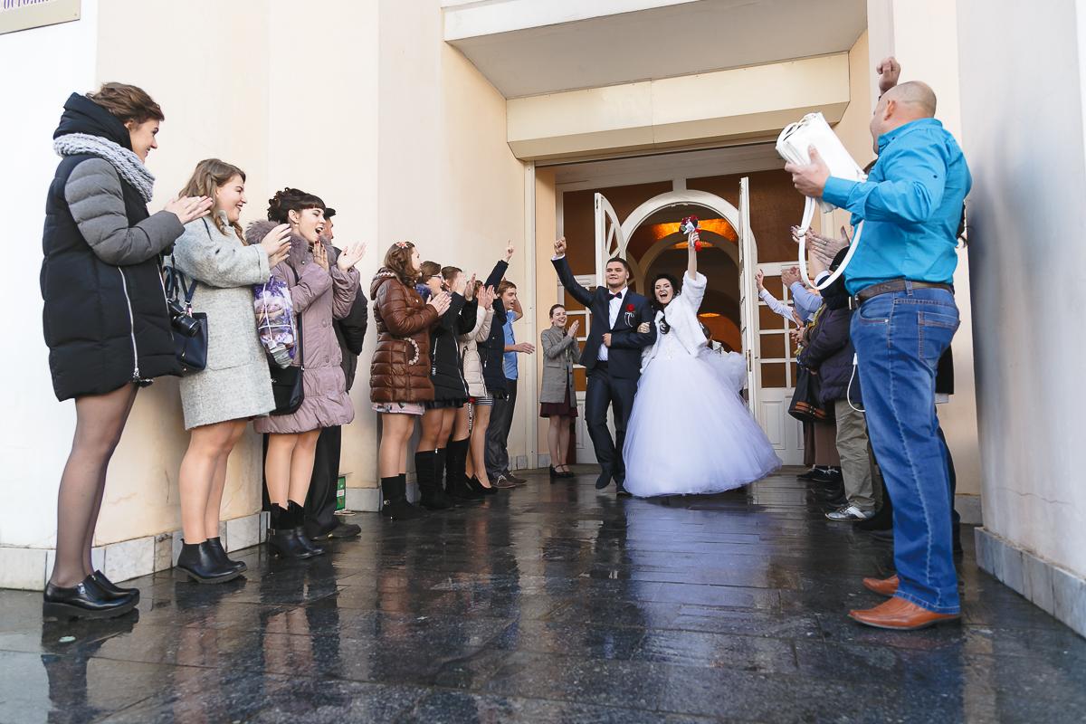 Свадебная пара недели: Валерий и Виктория
