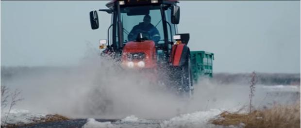 Рекламный фильм Минского тракторного завода заработал в Каннах двух «Серебряных дельфинов»