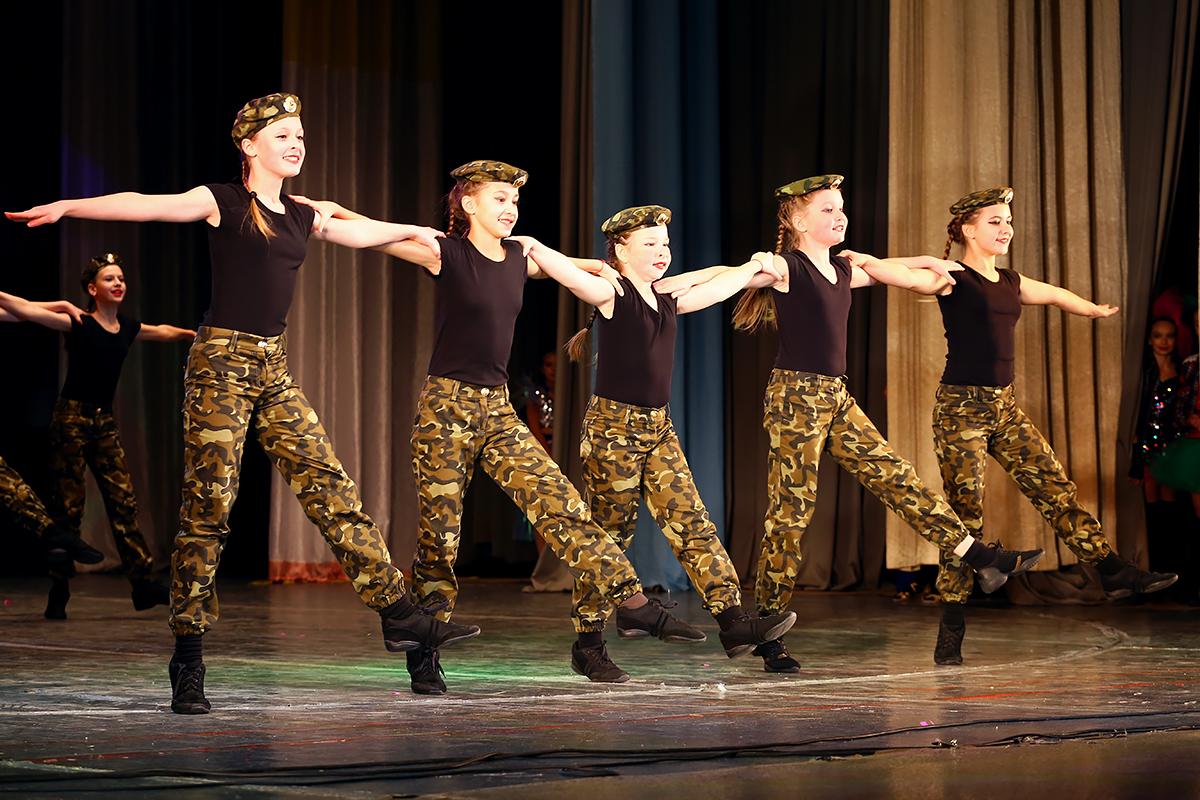Ансамбль танца «Улыбка». Фото: Евгений ТИХАНОВИЧ