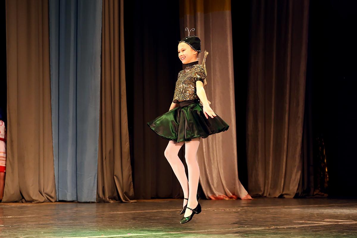 Ансамбль танца «Ляльки». Фото: Евгений ТИХАНОВИЧ