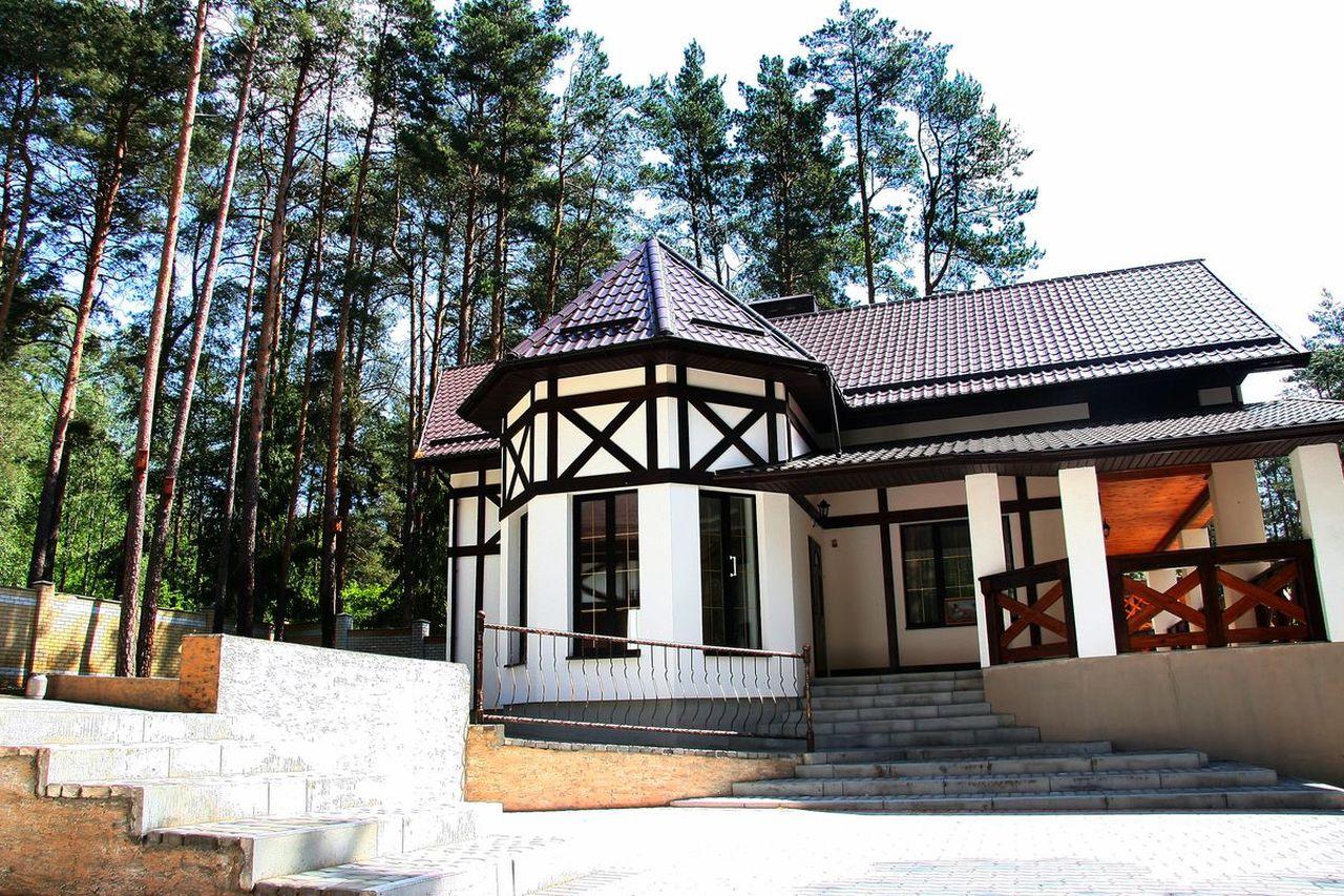 Дом отдыха семейного типа «Сосновый рай». Фото: архив ИП Кирило В.К.