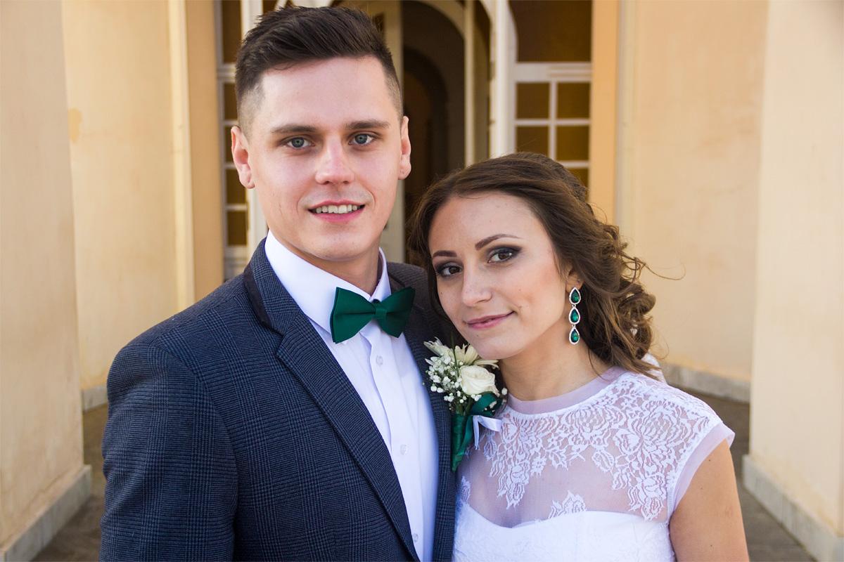 Андрей и Анастасия. Фото: Юрий ПИВОВАРЧИК