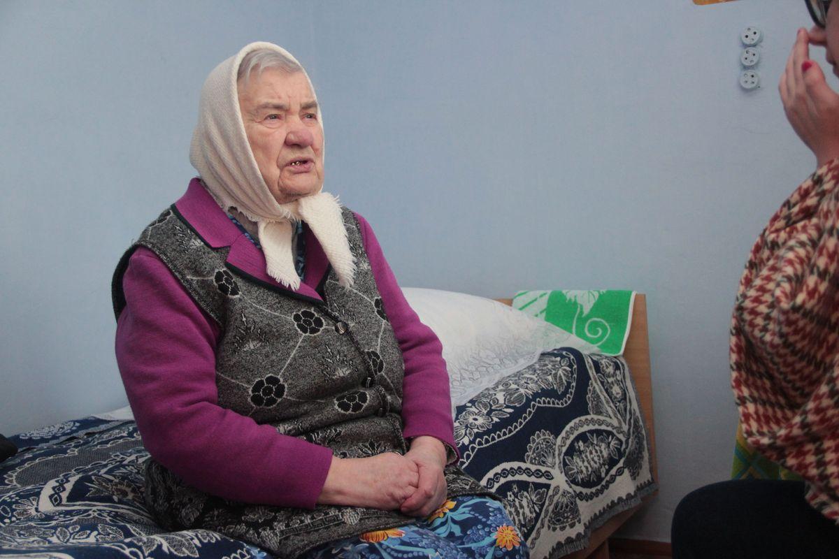 Татьяна Николаевна Кожурова. Фото: Юрий Пивоварчик