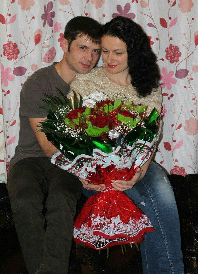 Валерий и Ольга. Фото из социальных сетей