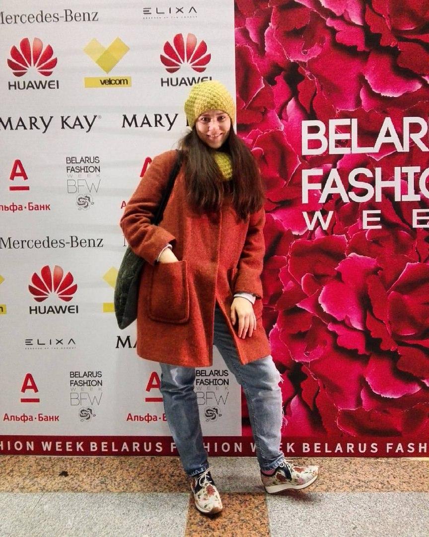 Екатерина Занько на финале конкурса. Фото: vk.com