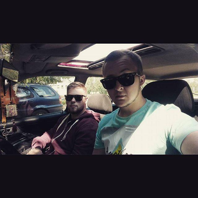 Олег Гаврис и Илья Сорокин. Фото: Соцсети Вконтакте