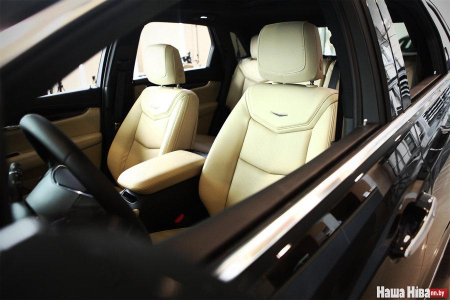 В Беларуси будут производить автомобили Cadillac