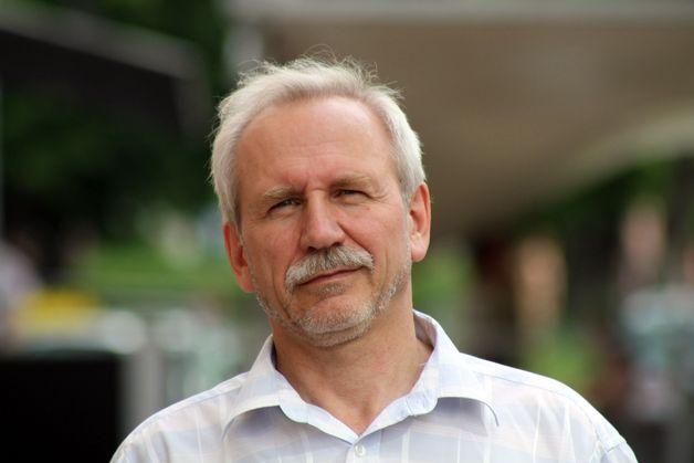 Политолог, эксперт Аналитического центра «Стратегия» Валерий Карбалевич. Фото: nv-online.info