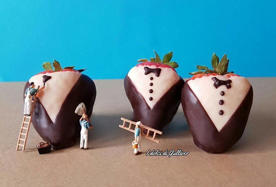 10 «микромиров» из десертов от итальянского шеф-кондитера