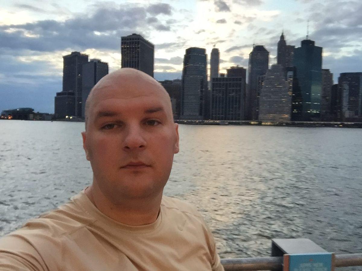 Владимир из Нью-Йорка, фото из личного архива
