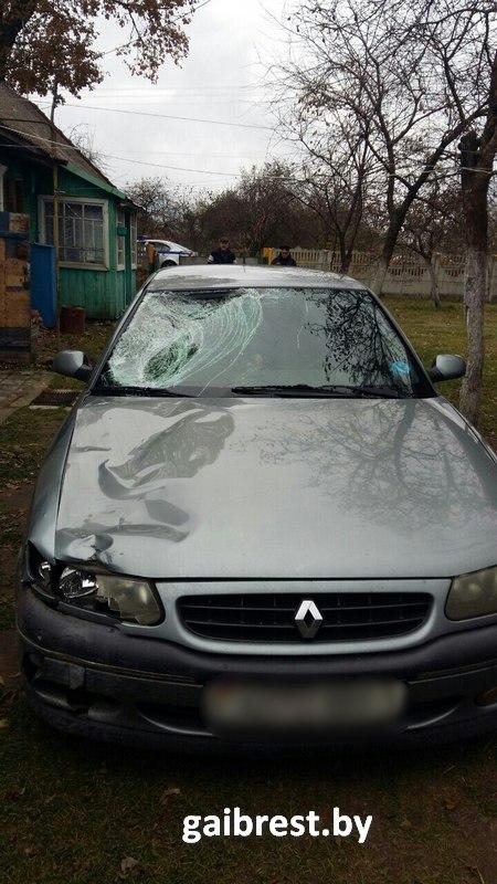 Милиция задержала водителя, который в Ивацевичах сбил велосипедистку и скрылся