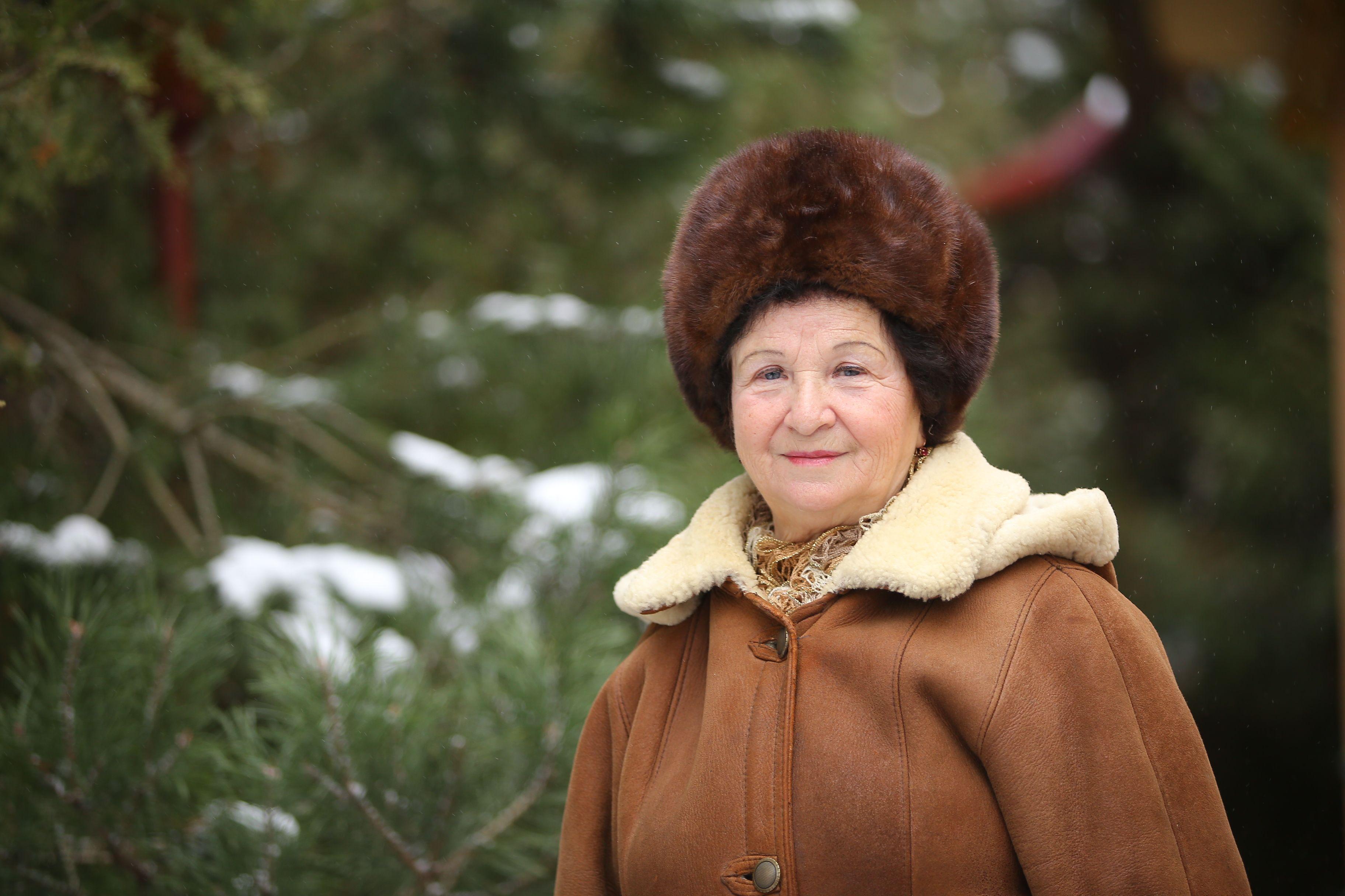 74-летняя Лариса Пузинас рассказала Intex-press о своей жизни в Израиле. Фото: Александр Короб
