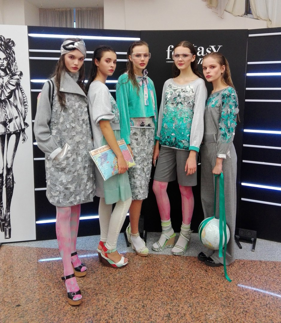 Коллекция Екатерины Занько. Фото: vk.com