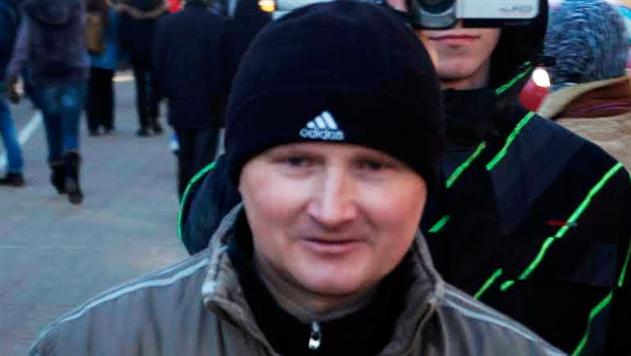 Политзаключённый Владимир Кондрусь начал резать себе вены прямо в суде