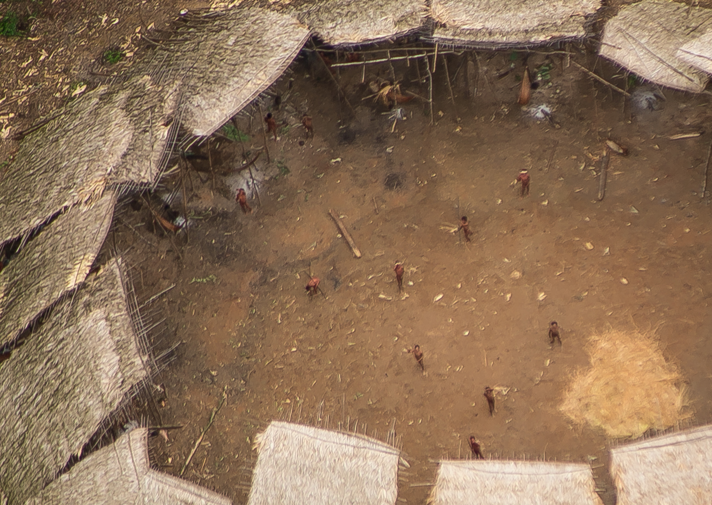 Племя моксихатетима. Фото:  Guilherme Gnipper Trevisan / Hutukara