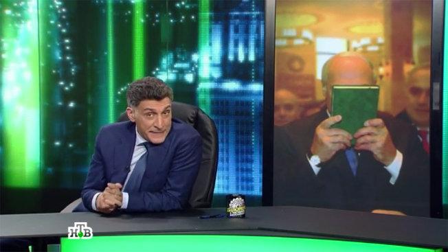 Российскую сатирическую программу сняли с эфира после шутки про Лукашенко