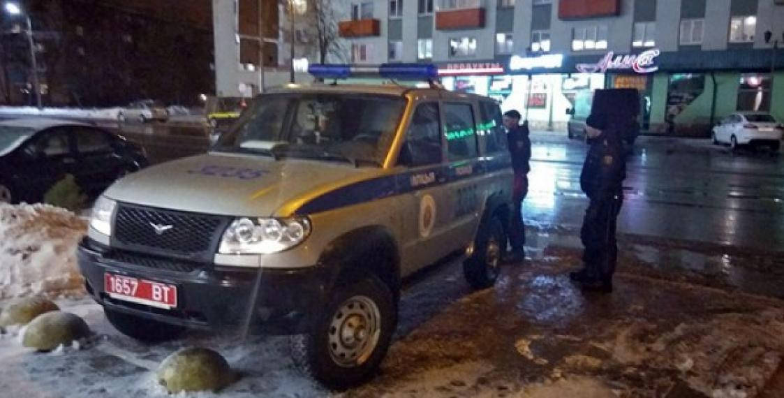 Жителя Полоцка задержали за то, что он сделал замечание милиционеру о парковке на месте инвалидов