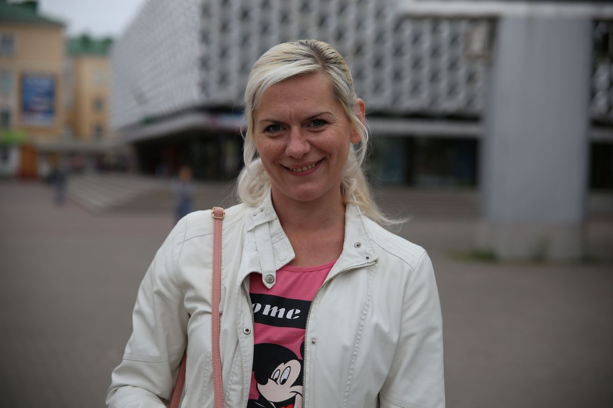 Светлана Жидко считает, что именно спорт дал ей силы выдержать непростые жизненные обстоятельства. Фото: Евгений Тиханович