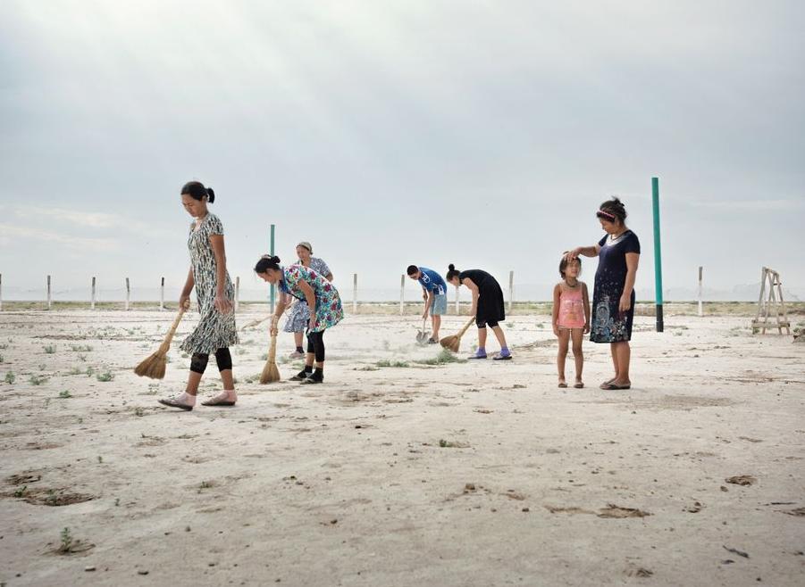 Подборка снимков, к чему привели изменения климата на земле