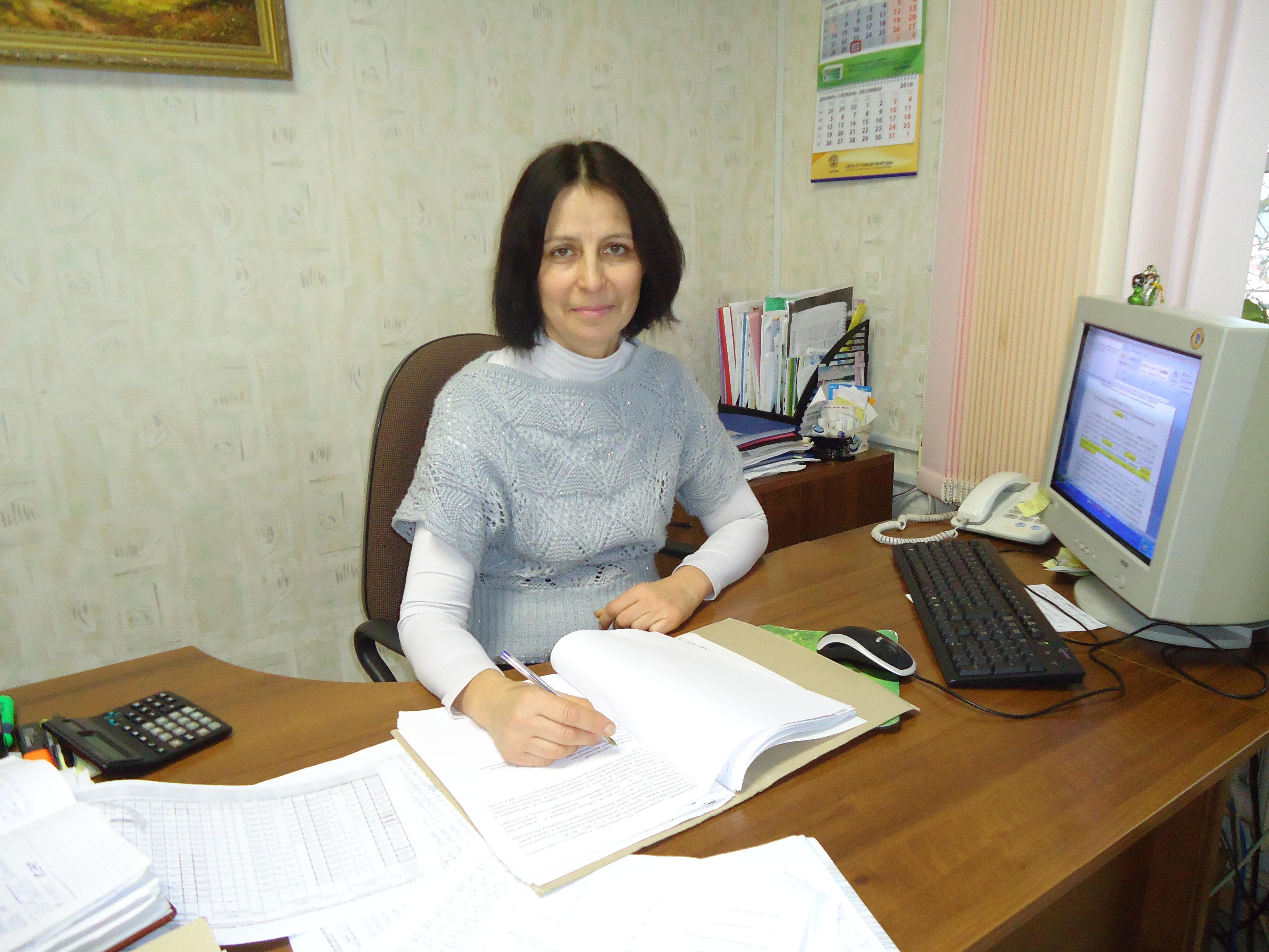 Врач-эпидемиолог Центра гигиены и эпидемиологии Фрунзенского района г.Минска Наталья Недведь