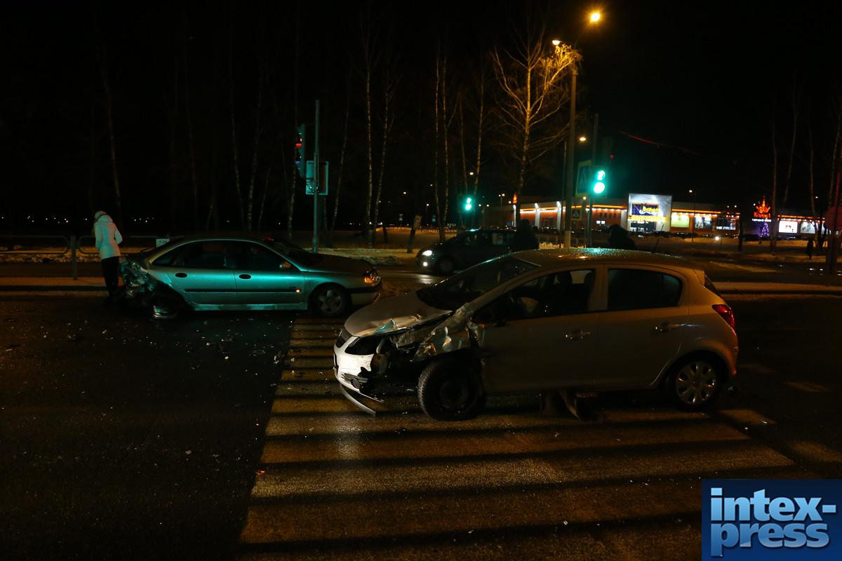 ДТП на проспекте Советский. Фото: Александр КОРОБ