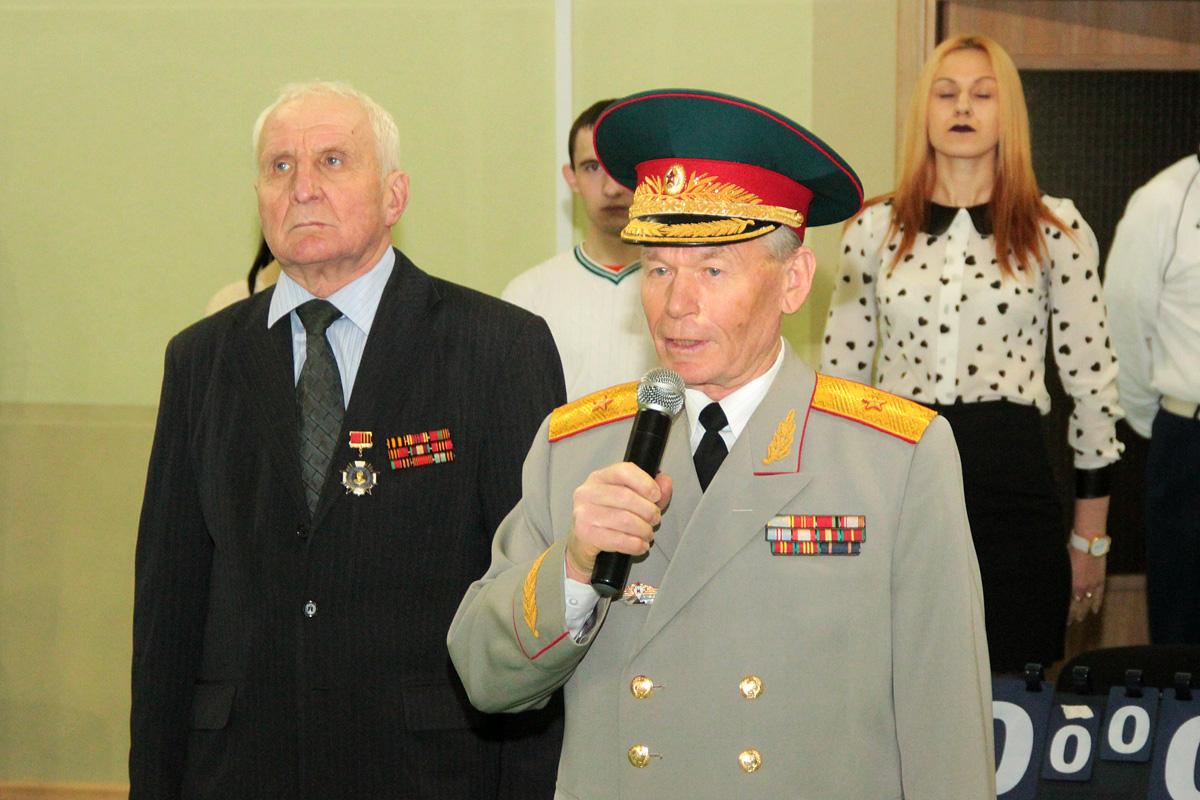 Эдуард Савинич. Фото: Юрий ПИВОВАРЧИК