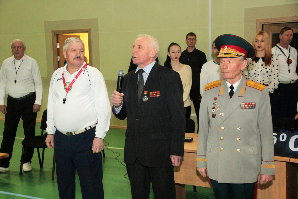 Владимир Сенько. Фото: Юрий ПИВОВАРЧИК