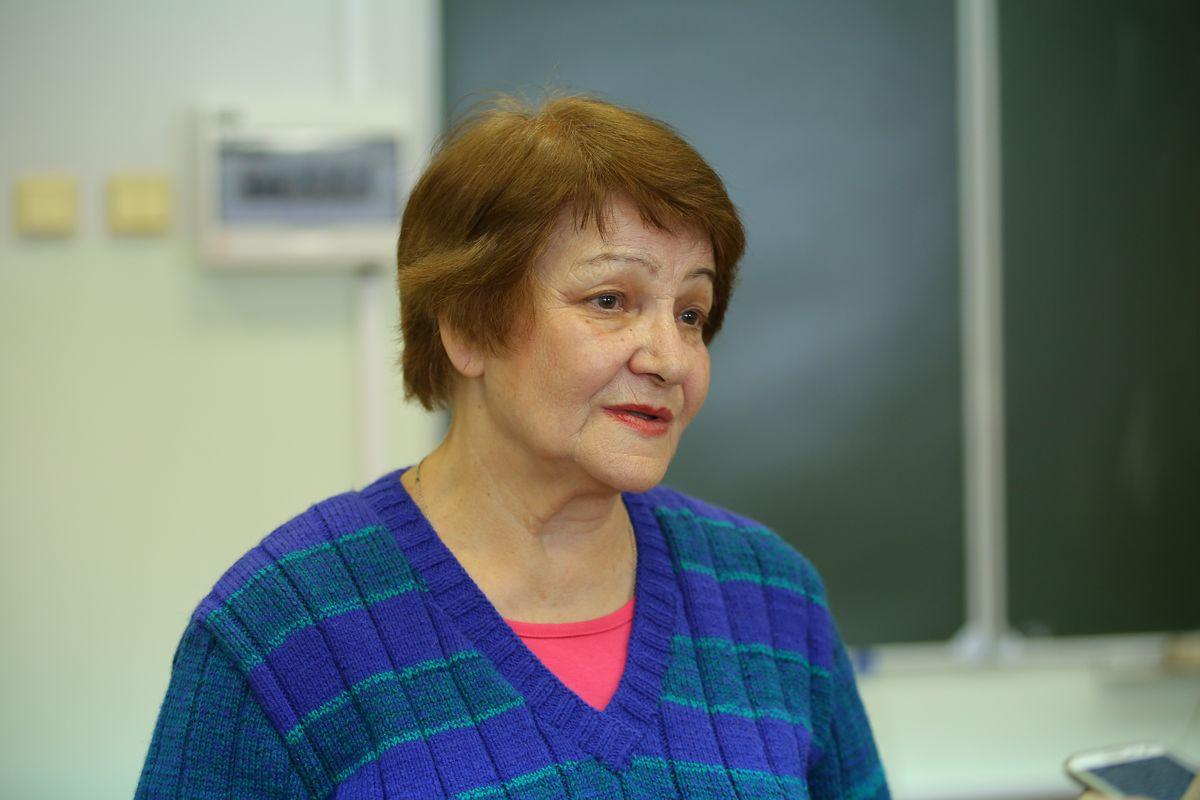 Нина Изольдовна. Фото: Александр КОРОБ