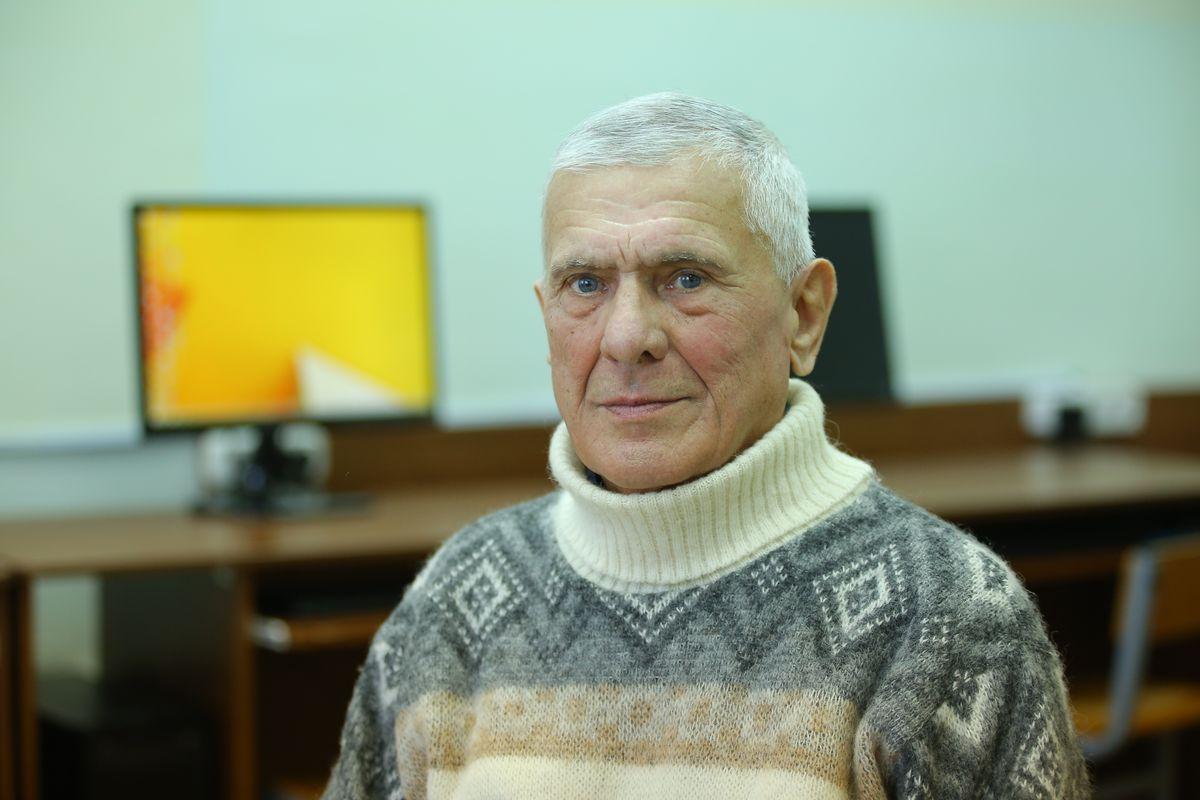 Сергей Константинович. Фото: Александр КОРОБ