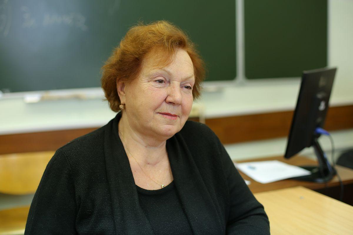 Таисия Константиновна. Фото: Александр КОРОБ