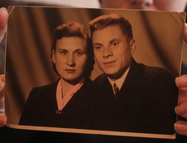 Татьяна и Иван Аскерко. 1960-е годы