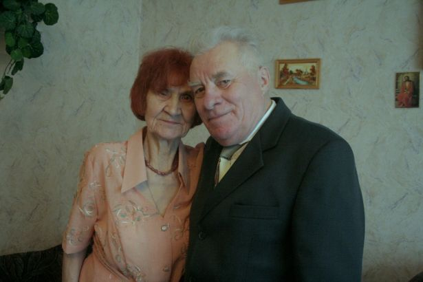 В 2009 году супруги Аскерко отметили золотую свадьбу