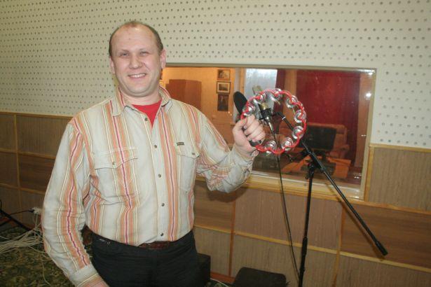 Александр Глобаж, вокалист, гитарист:
