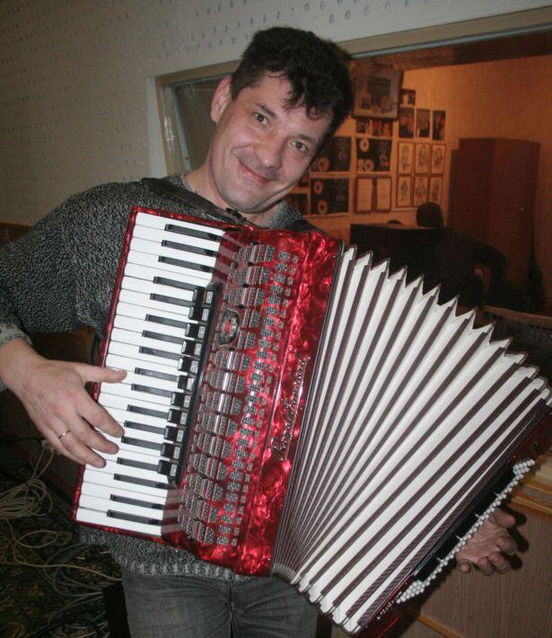 Валерий Дрозд, клавишник, вокалист