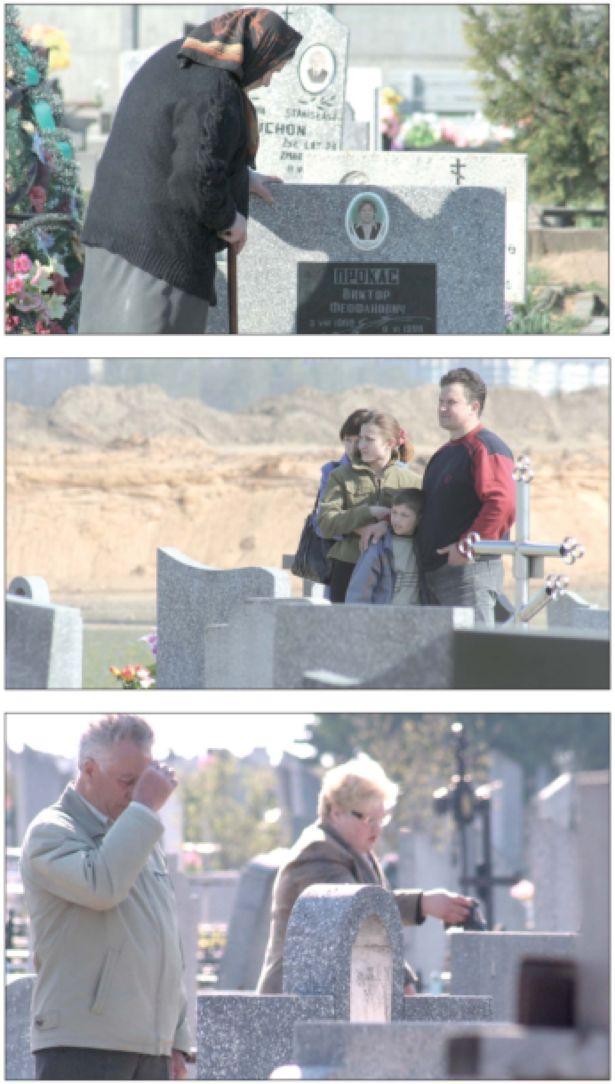 Радоница объединяет всех людей - молодых и пожилых, мертвых и живых