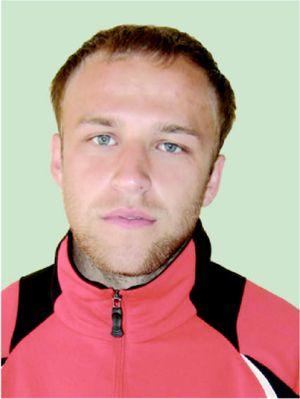 Александр Хомичук – полузащитник.