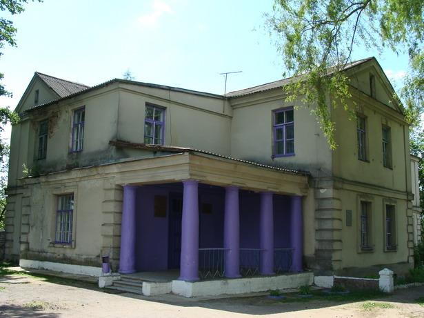 Палац Лопацяў у Каранеўшчыне
