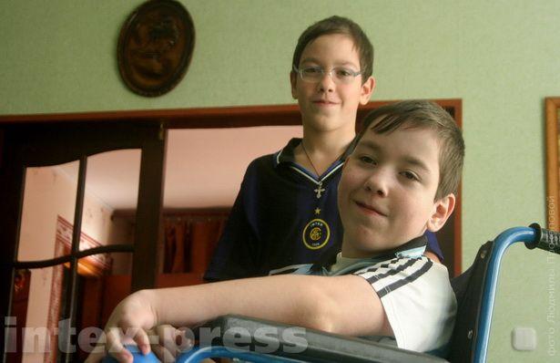 Сергей и Влад