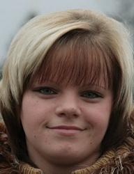 Инна Жугарова, студентка: