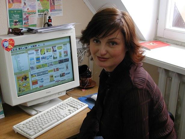 дизайнер Наталья Левина