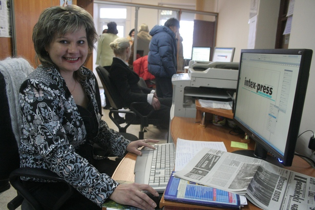Лариса Митрошенкова - мастер верстки