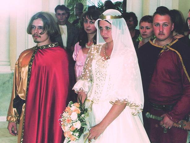 Оксана и Владислав Грушниковы