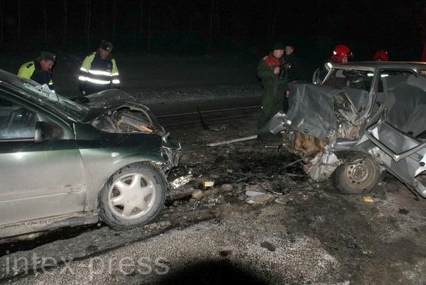 Дорожно-транспортное происшествие под Ляховичами