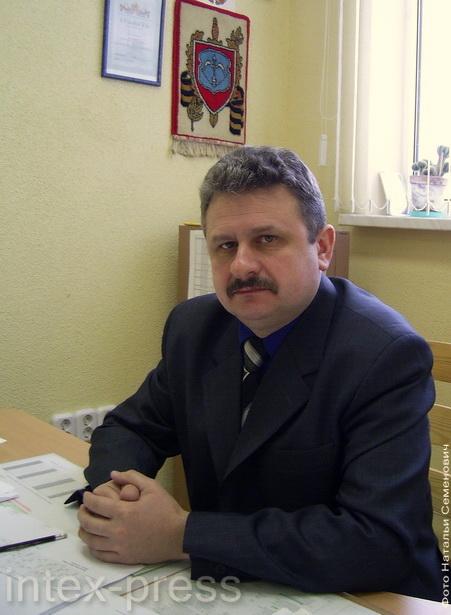 Александр Грицевич, начальник экспертно-криминалистического отдела Барановичского ГОВД