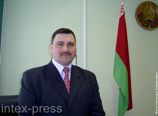 Вячеслав Герасимович, начальник Барановичского ГОВД