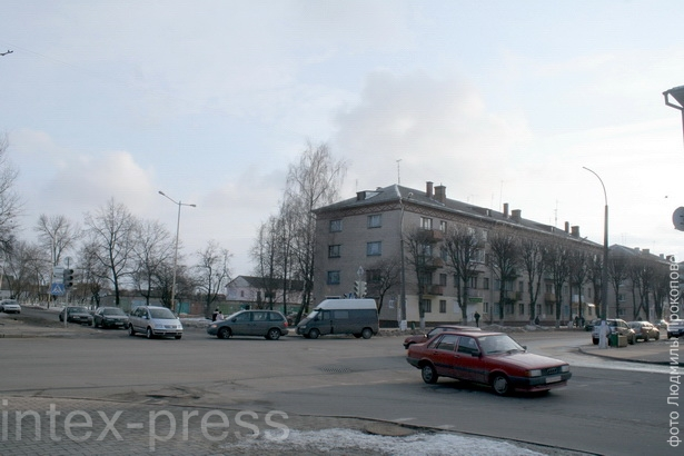 Притыцкого-Комсомольская