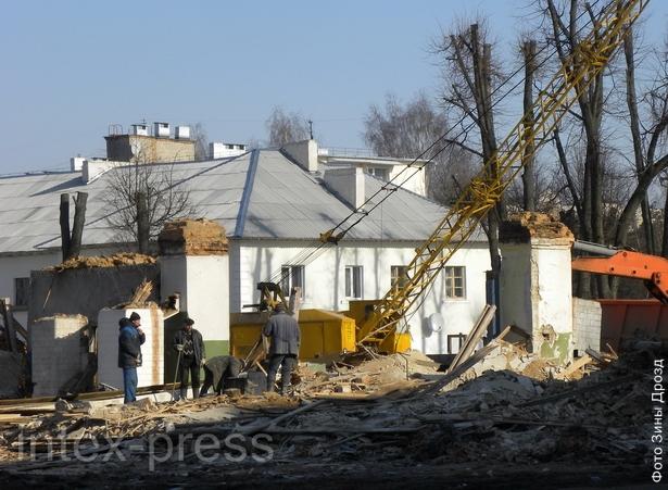 На месте старого барака по ул. Федько, 7, будет построен новый дом