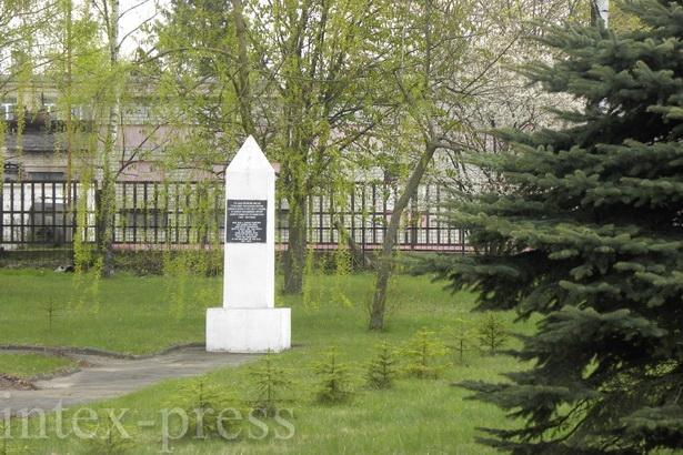 Мемориальный комплекс узникам гетто